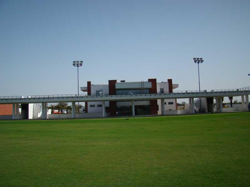 Golf Club & academy constructed at SAS Nagar