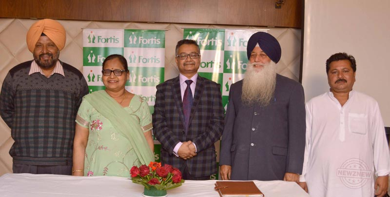 Fortis Mohali inaugurates Special Sleep Clinic on World Sleep Day