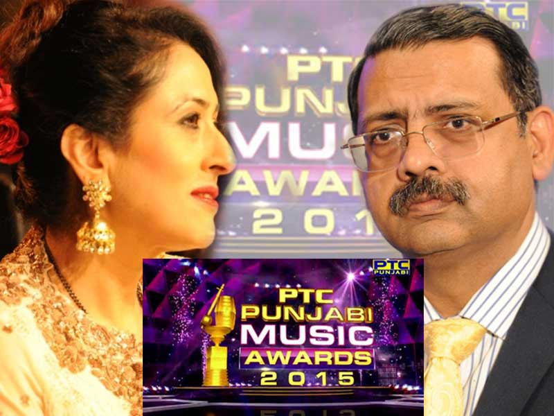 PTC Punjabi Music Awards 2015