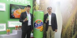 Juice with fizz' innovation