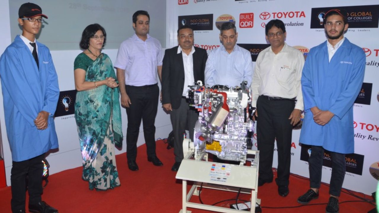 Toyota launches 47th Toyota Technical Education Program at