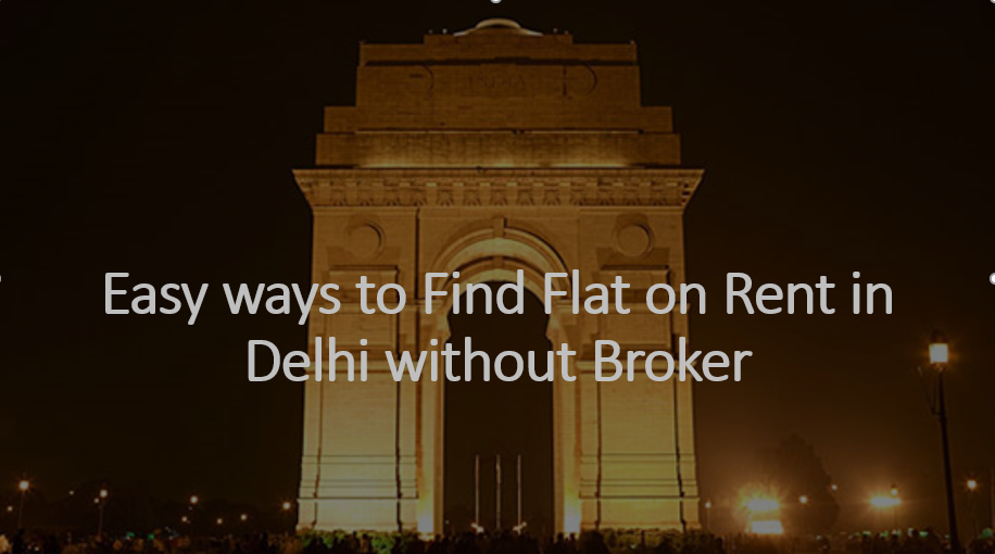 Delhiwithout broker