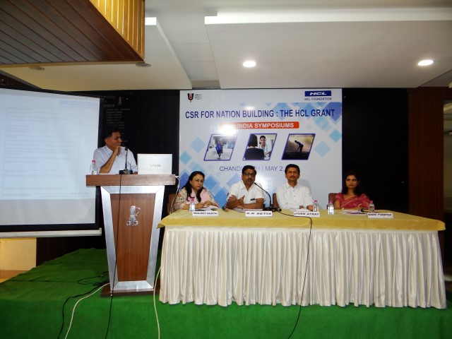 csr in hcl Corporate social responsibility (csr) and sustainability data for hcl  technologies ltd, it & network services and india environment 62 employees  68.