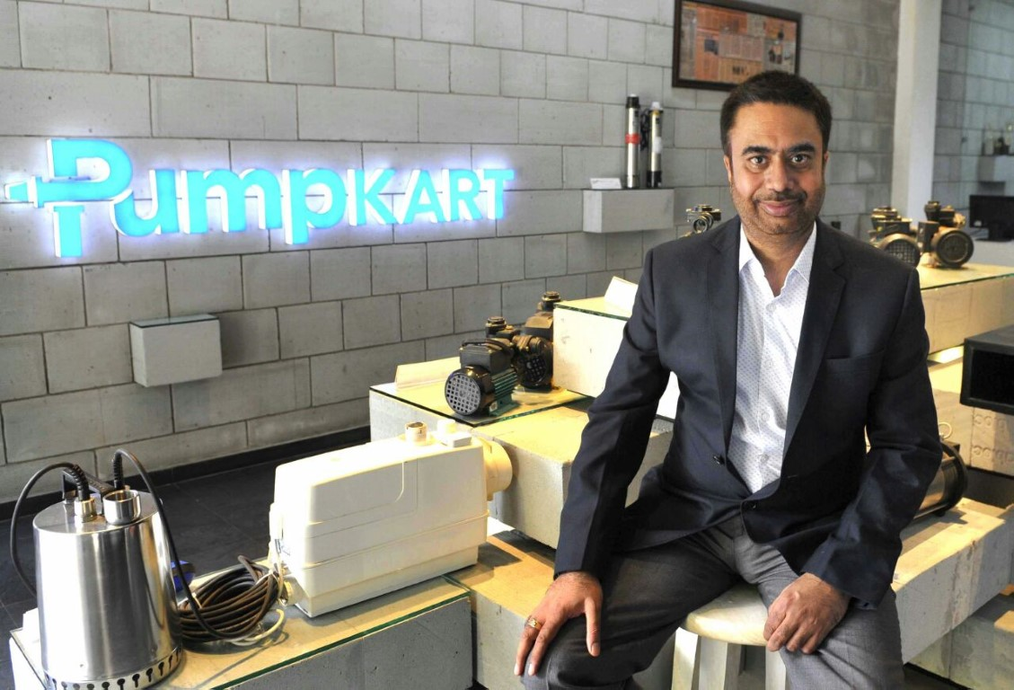 K S BHATIA, CEO , PUMPKART (Medium)