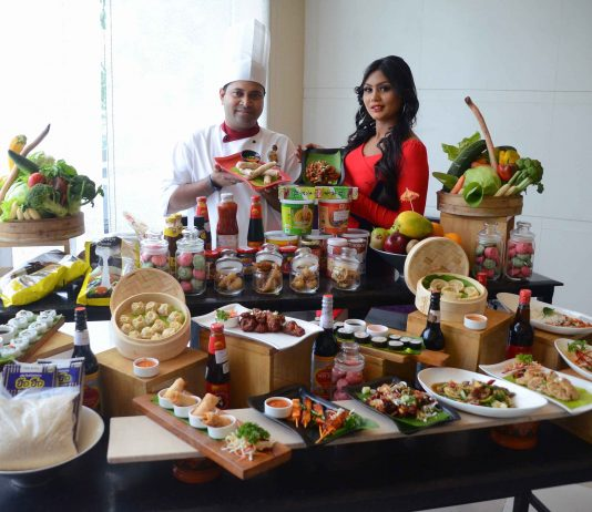 Hometel Chandigarh, Oriental Food Festival