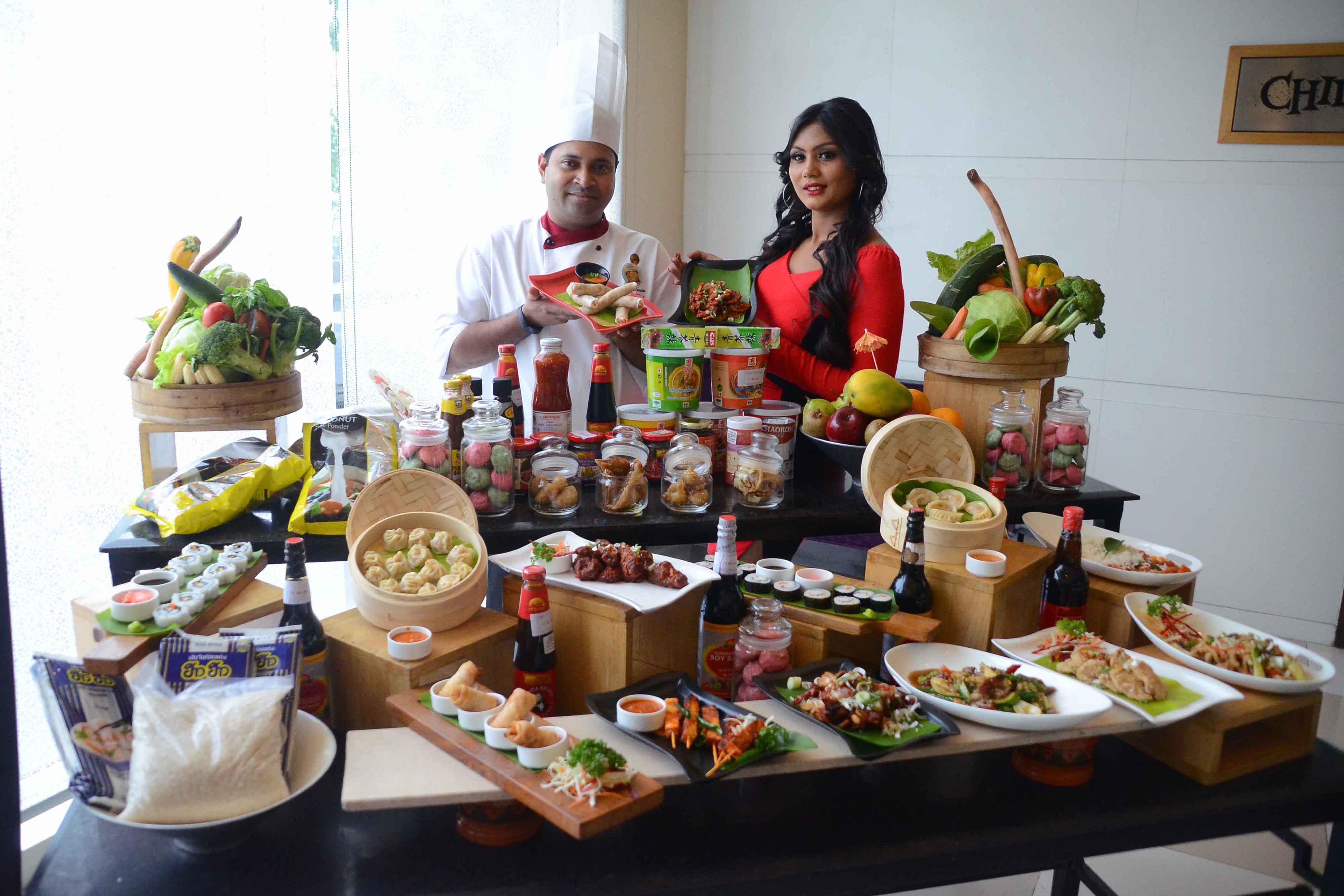 Hometel Chandigarh, Oriental Food Festival