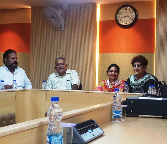 Meeting of Arts, Sports & Culture Committee of MCC