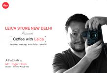 Coffee with Leica