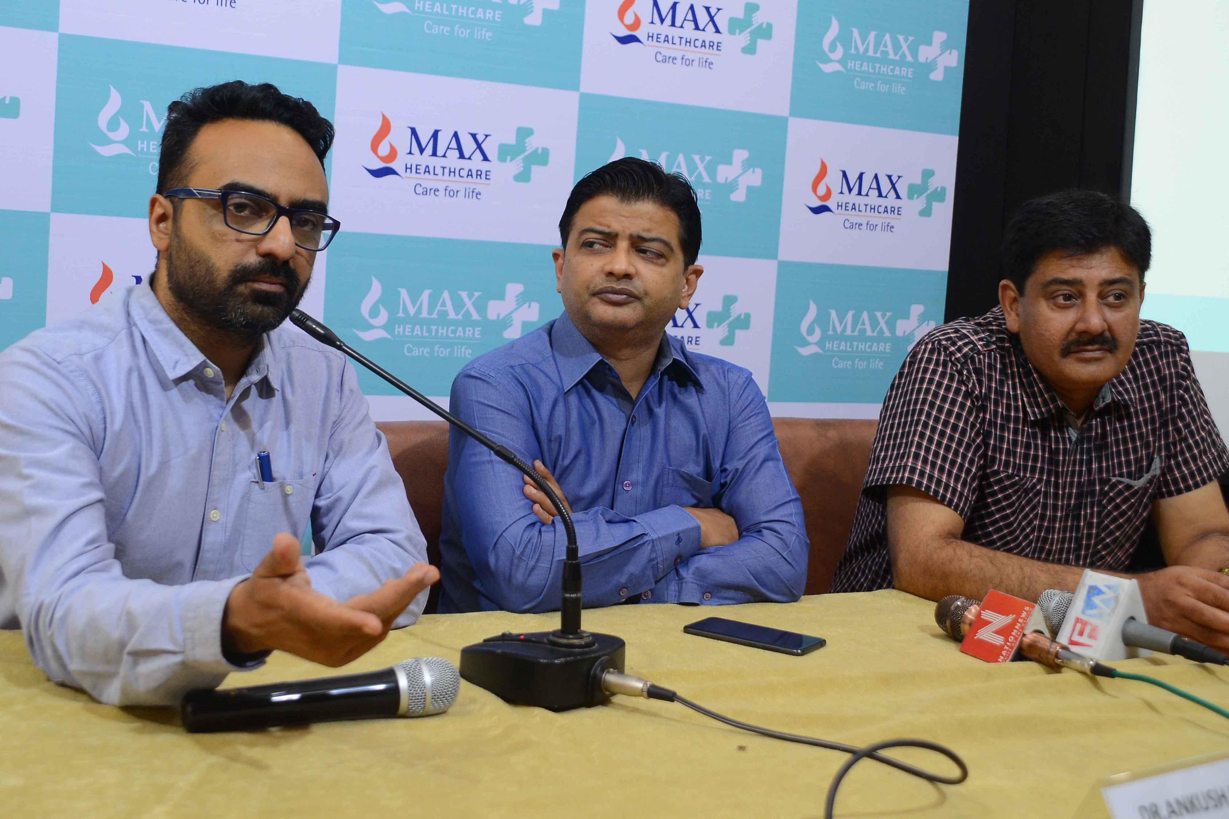 Dr. GS Sidhu, Max Hospital Mohali,