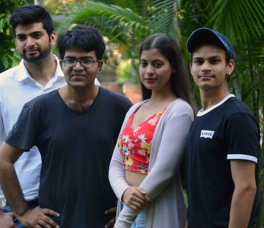 """Sachin Gupta's Team For """"Pakhi"""""""