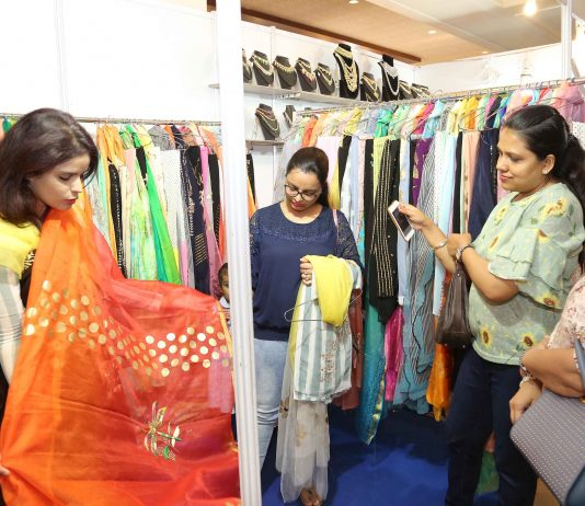 Utsav Trends Exhibition Themed Teej & Rakhi