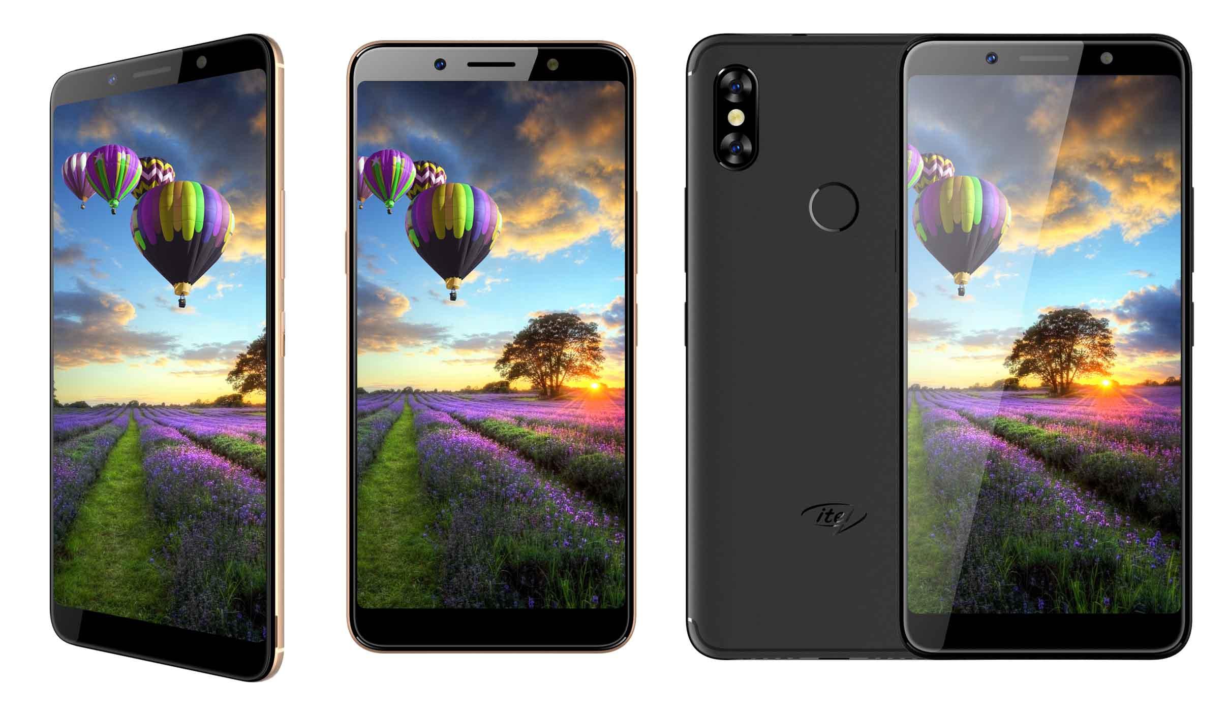 smartphone, itel A62