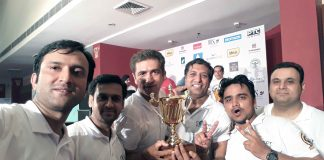 CHASMA SHAH CORPORATE INDOOR GAMES TOURNAMENT