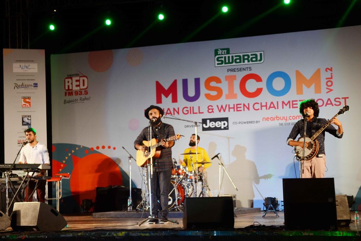 93.5 RED FM's MusiCom