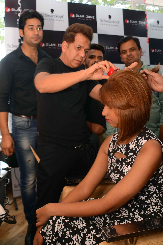 Glamzone Unisex Beauty Salon