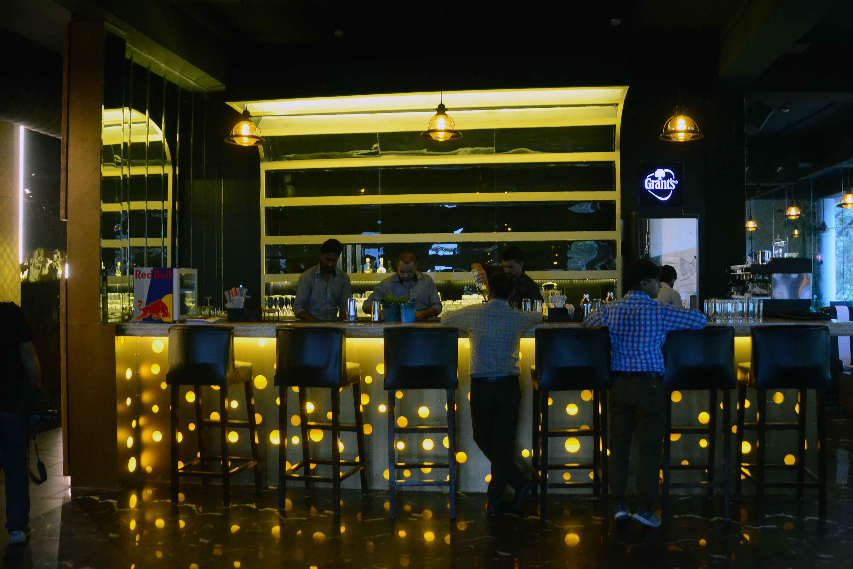 Sector 13 BAR, a CAFÉ and LOUNGE