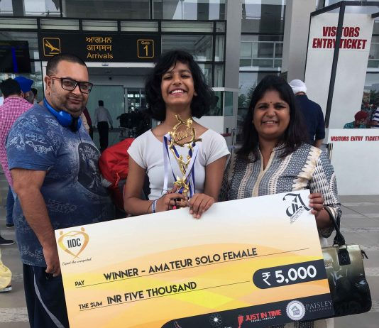 15 Year Old Wins Asian Title For 'Amateur Solo'