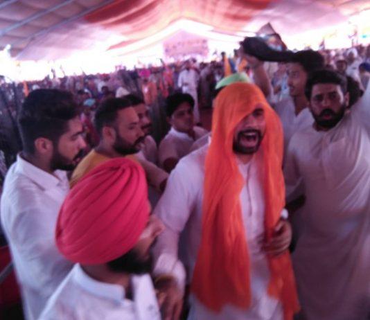 Akshay Sharma President NSUI Punjab