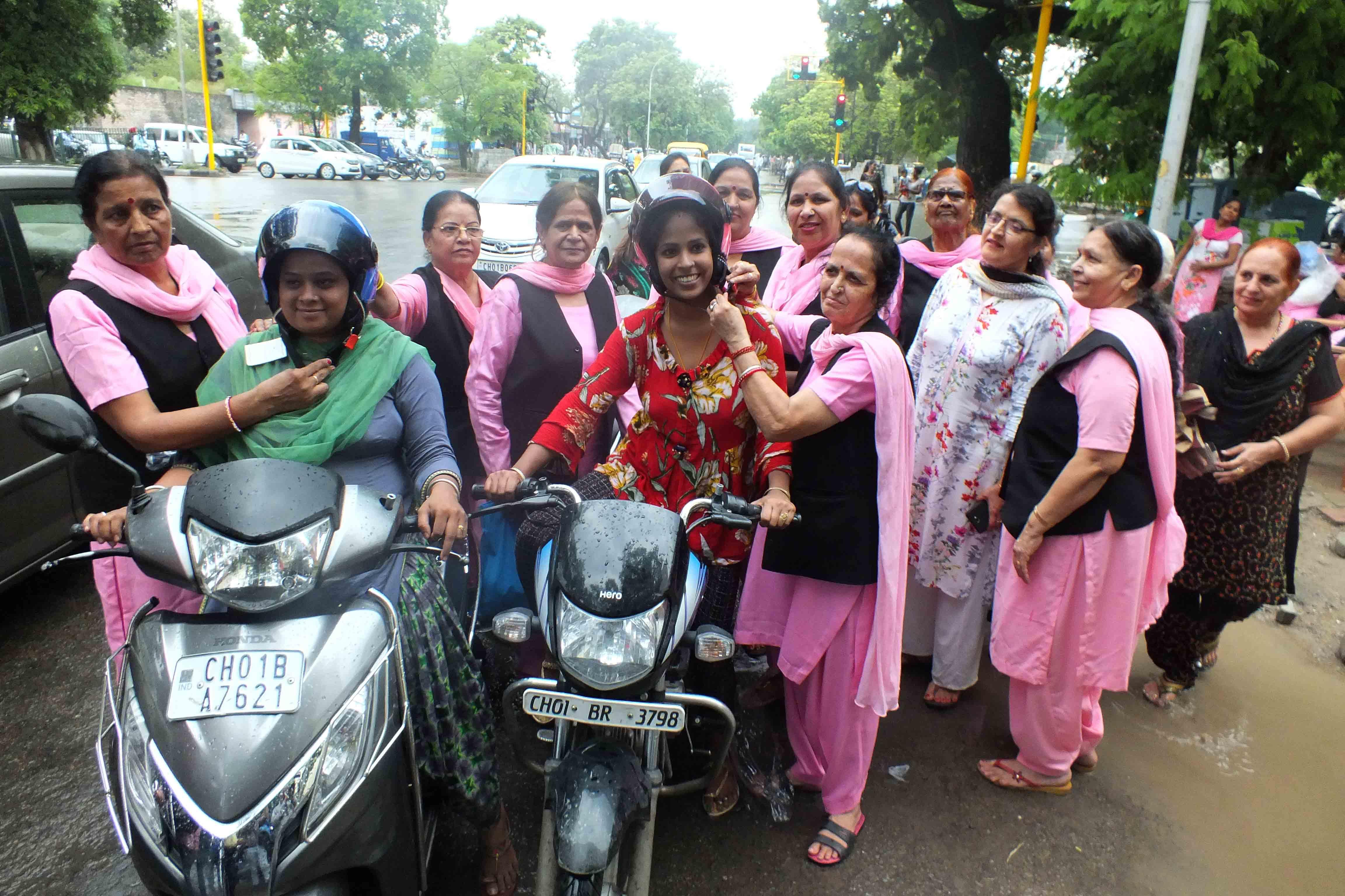 Helmets for Women Safety