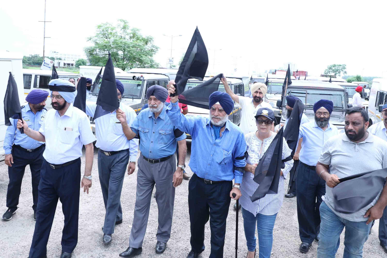 Punjab Cash Van Owners Association