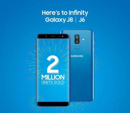 Samsung India Galaxy J8 & Galaxy J6