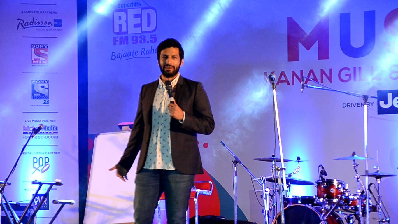 93.5 RED FM's MusiCom - a perfect blend of music and Comedy