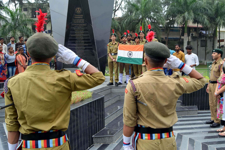 Martyrs At Martyr's Pillar