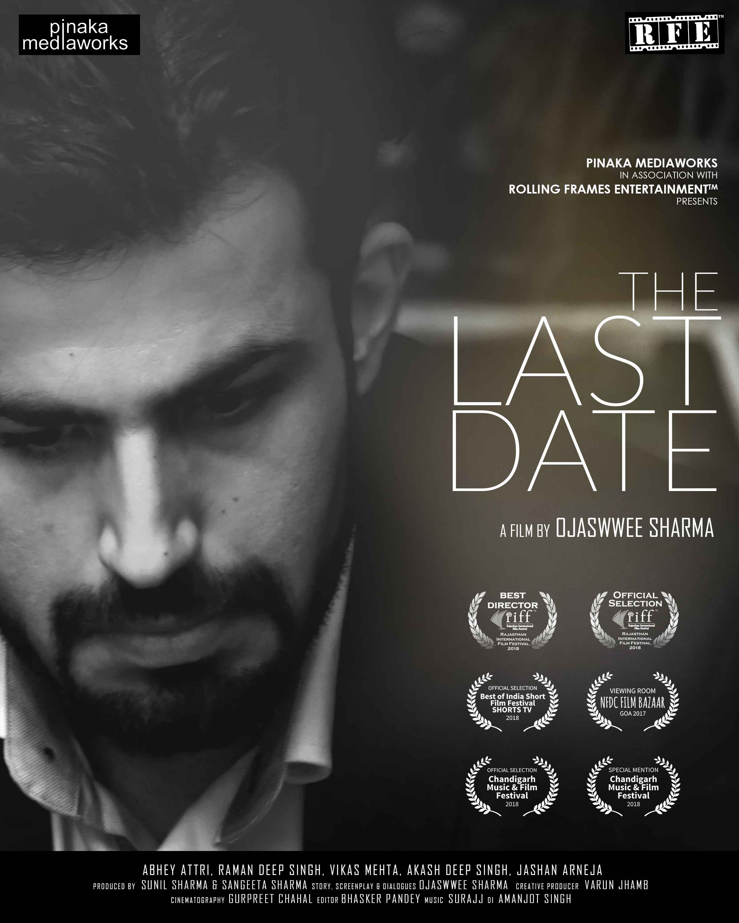Punjabi Short Film 'The Last Date'