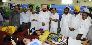 Sant Nirankari Blood Donation camp