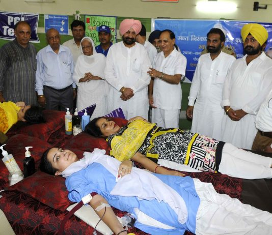 Sant Nirankari Blood Donation camp