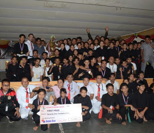 7th Thang-Ta Federation Cup 2018