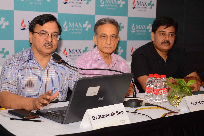 Dr. Ramesh Sen, Sr Director and Head, Max Institute of Orthopedic Surgery