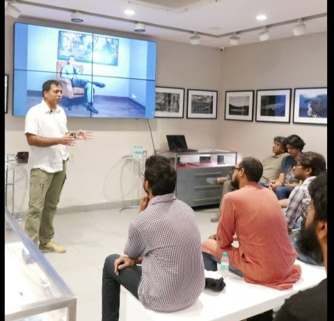 Coffee with Leica- Amit Verma-