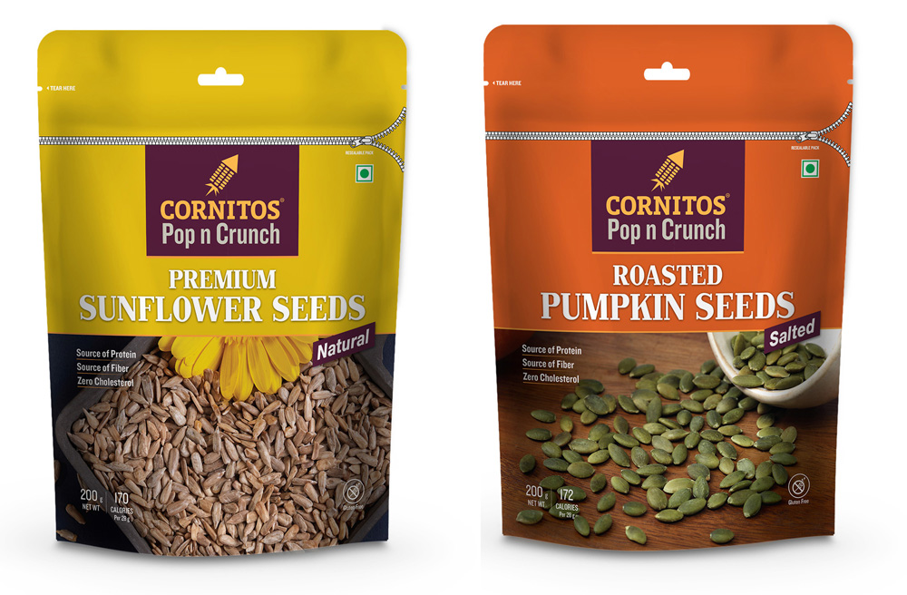 Cornitos Natural Premium Seeds