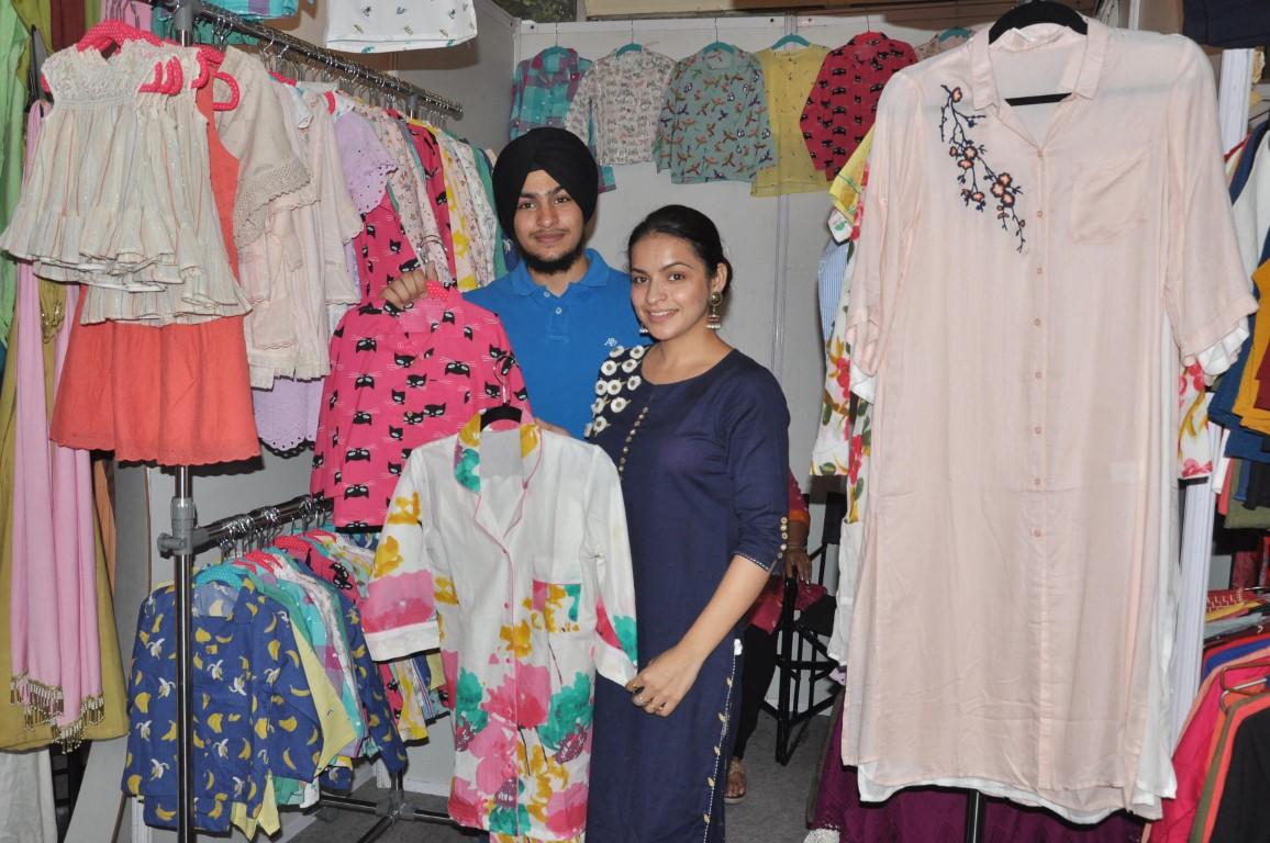 Trends Teej & Rakhi special exhibition starts at Kisan Bhawan Chandigarh