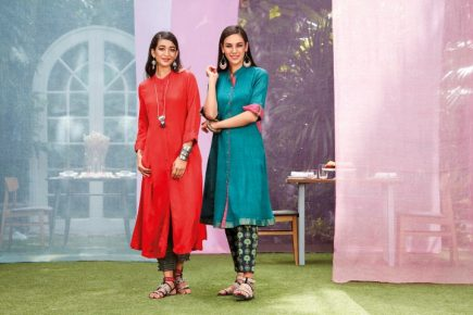 Time to revamp your wardrobe with BIBA's 'Indian Casuals' collection