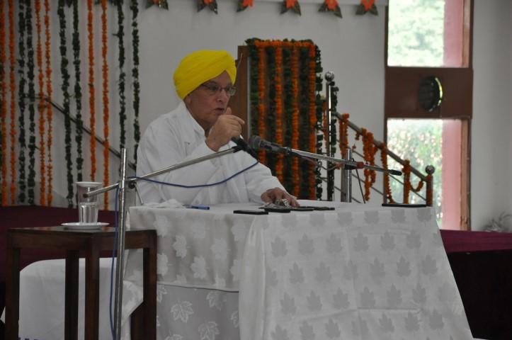 Dev Samaj College , Sec 36 here has organised a unique festival 'Dev Samaj Satya Dharma Bodh Utsav'
