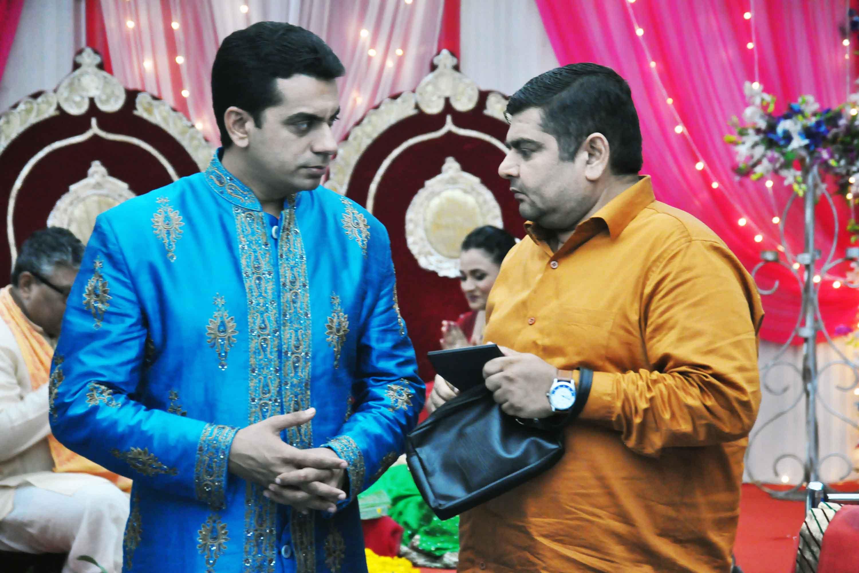 Deven Bhojani and Kunal Kumar