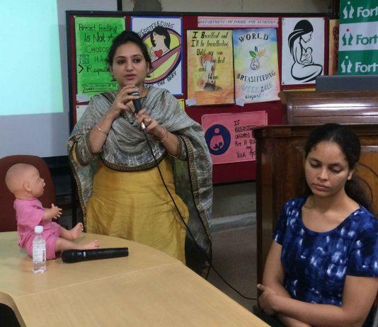 Talk On Breastfeeding