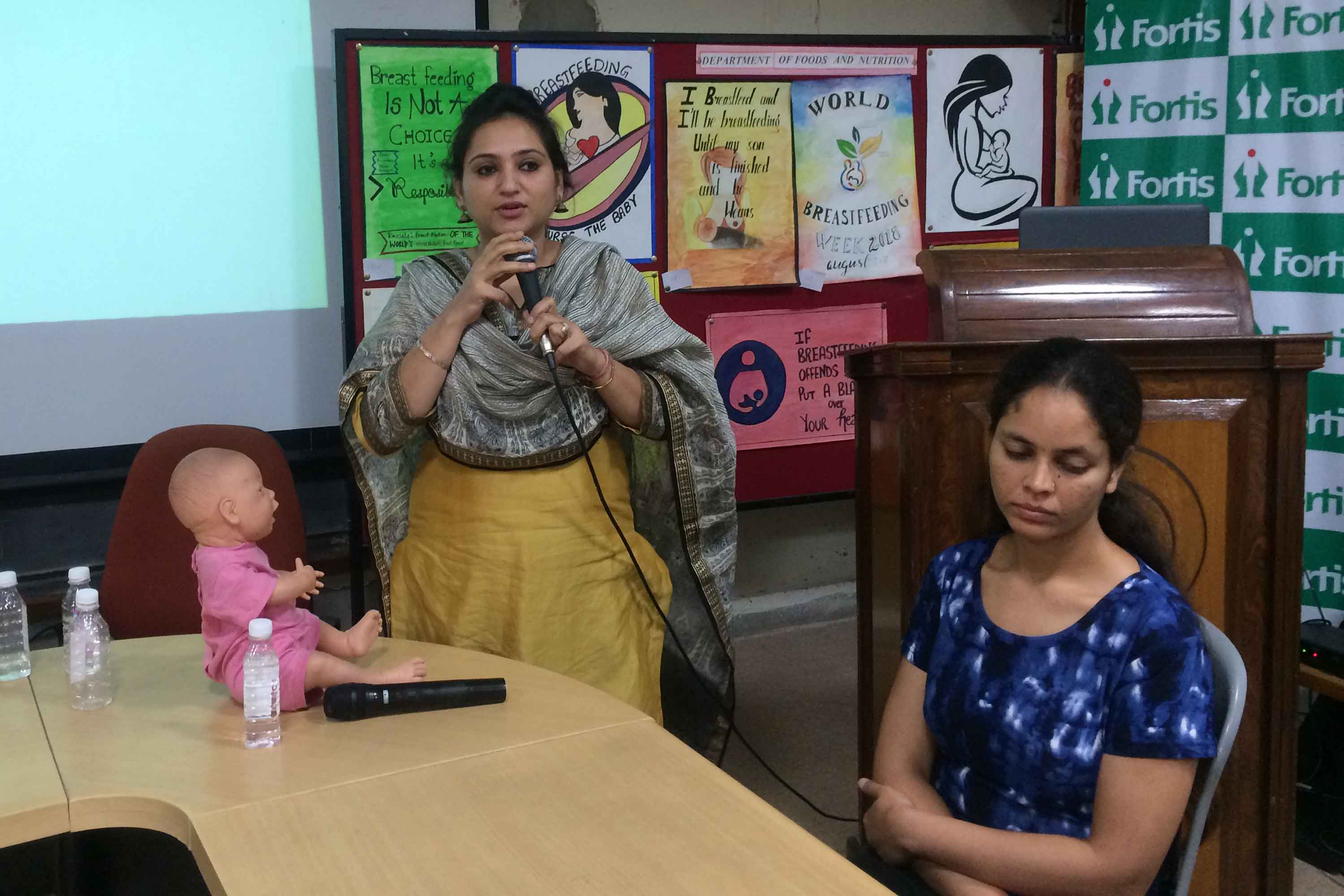 Talk On Breastfeeding