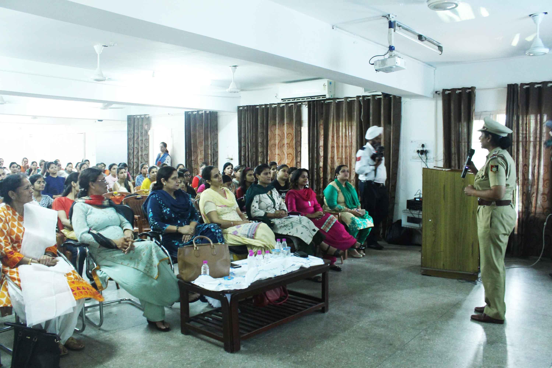 Dev Samaj College, Importance Of Wearing Helmets