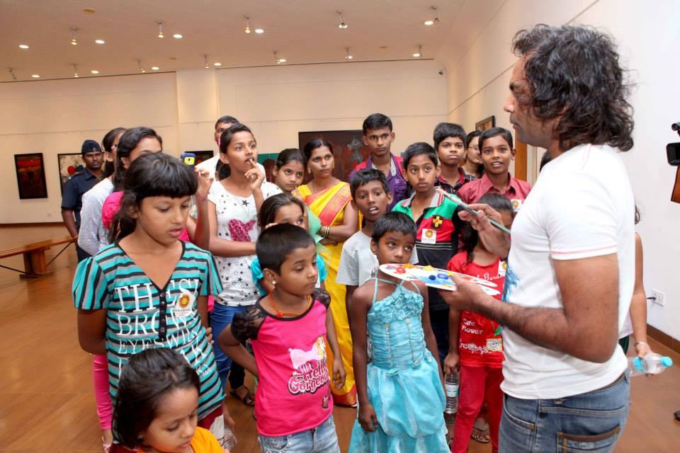 Kerala Floods Fundraising goes Creative
