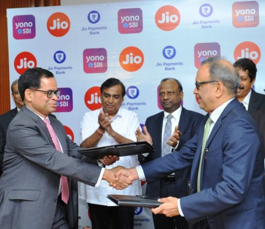JIO & SBI COLLABORATE TO DEEPEN DIGITAL PARTNERSHIP
