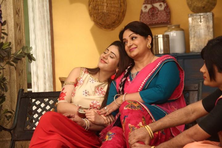 Bebe asks Pancham & Elaichi for a grandchild on Sony SAB's Jijaji Chhat Per Hain