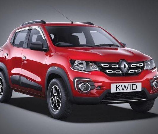 New Renault Kwid 2018