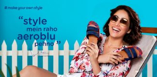 AEROBLU FOOTWEAR today officially announced Yami Gautam as their brand ambassador and also launched its new communication campaign.
