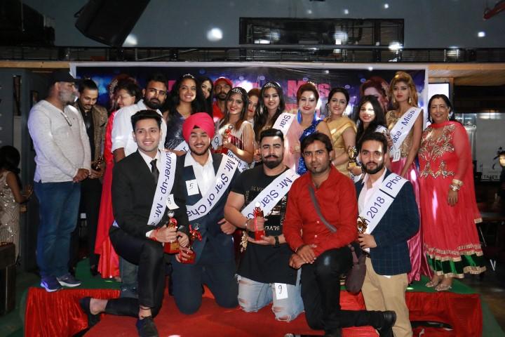Mr, Miss&Mrs Star of Chandigarh 2018 titles go to Jaspreet,Tanisha&Anita