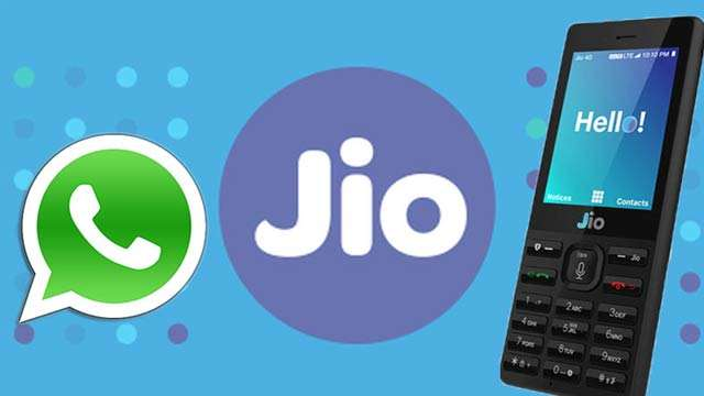 Jio Phone Whatsapp Download and Install(Official APK)