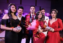 INIFD Freshers Party a Vibrant Affair