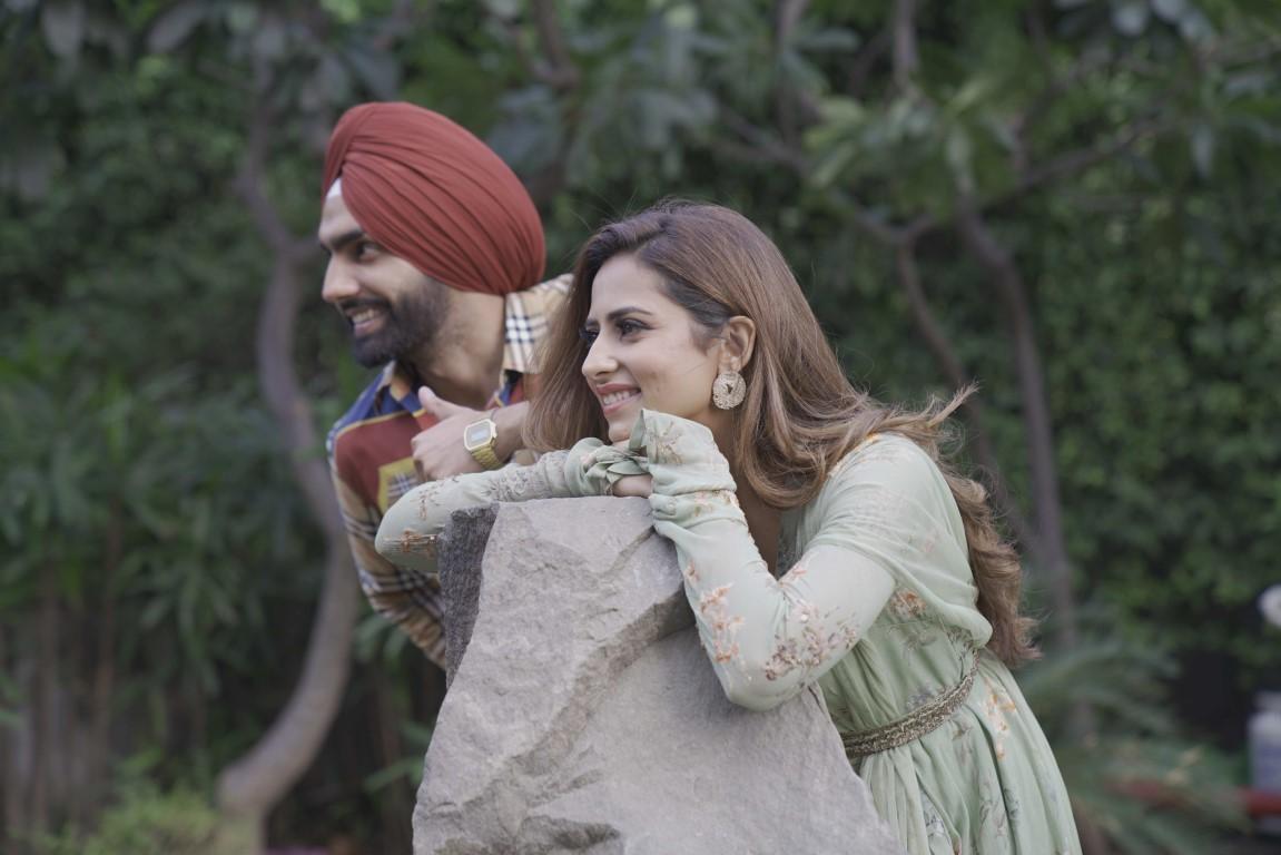 New Punjabi Film Qismat Cast